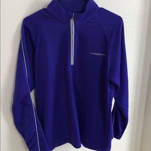 Adidas Adizero Golf 1/4 Zip Pullover